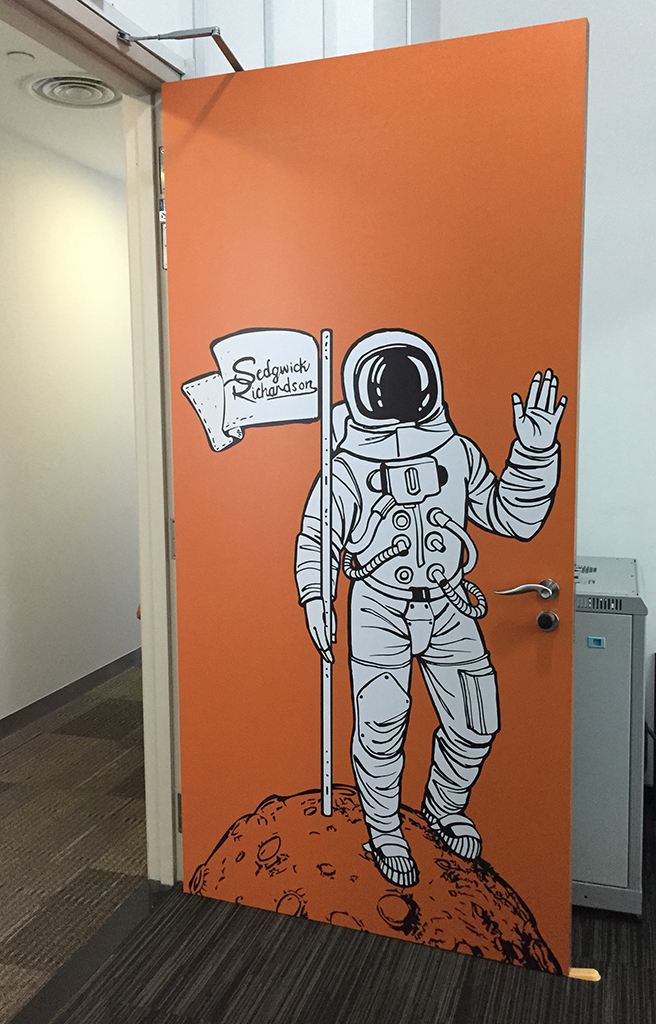 Door Graphics - 24th July 15