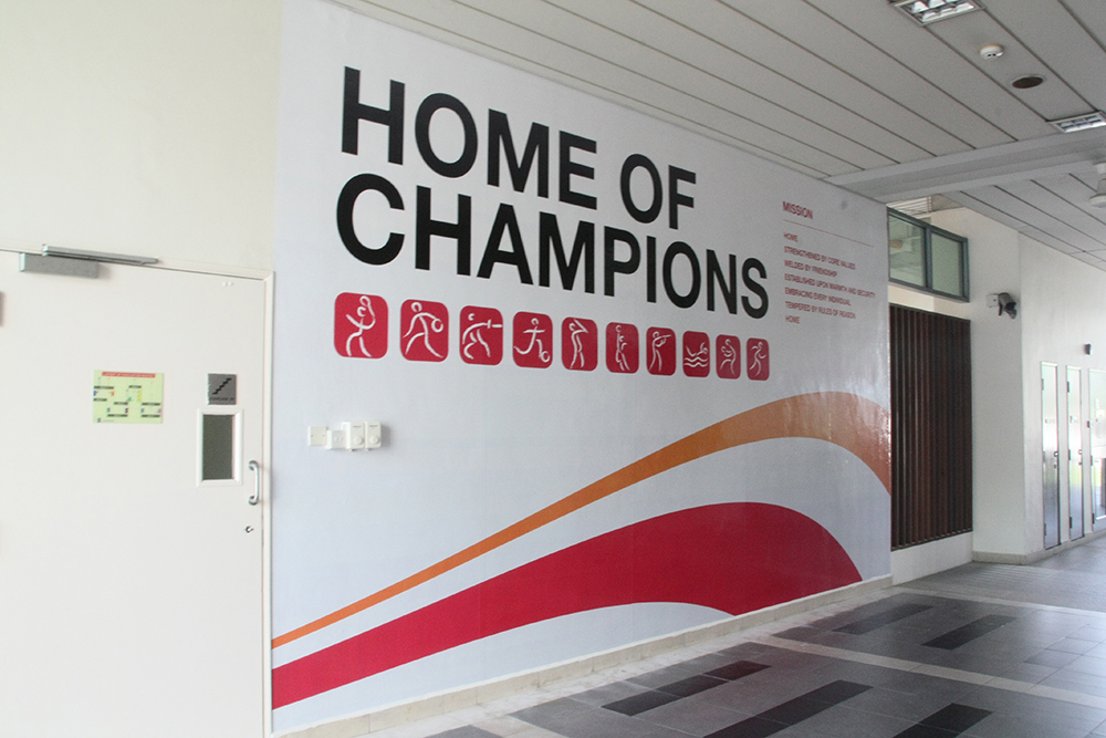 Home of Champions
